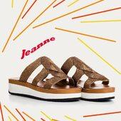 Même si vous ne vous appelez pas Jeanne, ce modèle de REQINS en macramé vous fera un pied sublime 😍💛🤩💛 #sandales #summer21 #fashion #womenshoes Reqins www.balka.fr