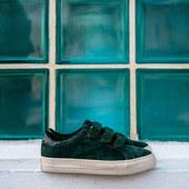 No Name en vert ! Quelle jolie couleur 🌲🌲🌲#noname #nonameshoes