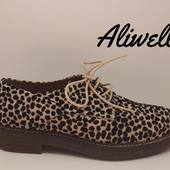 ALIWELL Alibert Léo #shoesaddict#fashion#derby#leopard#shoes#print
