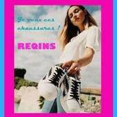 Sun mix macramé, ce modèle en noir et blanc s'adapte à toutes vos tenues 🤩🐼🌗⛅️ #sneakersaddict #sneakers #fashion #girls #happy Reqins