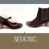 NEMONIC couleur chocolat, version baby ou version bottine 😍😍😍 #shoes #shoesaddict #fashion #soutienauxcommerçants #chocolate